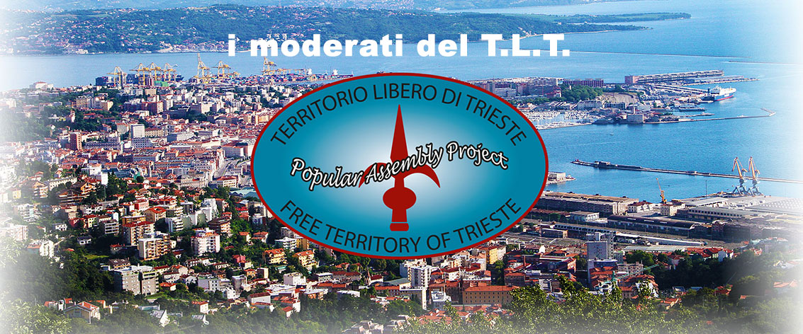 Popular Assembly Project copertina PAP Trieste TLT
