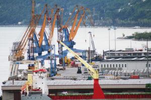 Trieste gru Porto