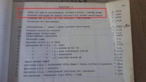 indici amministrazione italiana Trieste