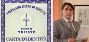 carta d'identità del TLT e Vito Potenza