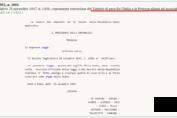 ratifica Tdp legge 3054