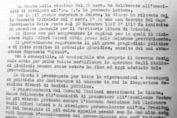 Alcide De Gasperi delibera