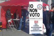 dichiarazione di non voto, chiosco informativo