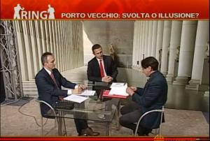 Trieste futuro Ring Porto Vecchio