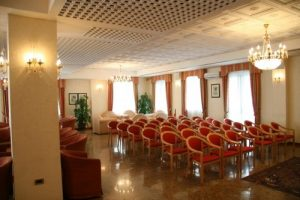 Hotel Greif Maria Theresia sala conferenze