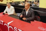 conferenza stampa Vito Potenza e Giorgio Marchesich