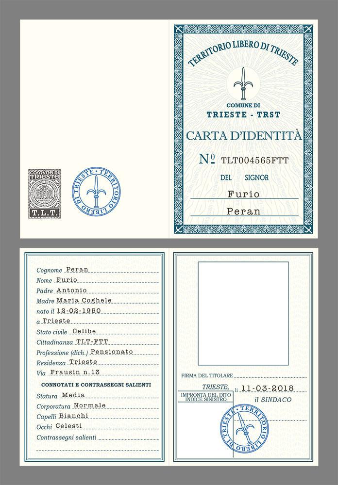 carta identità TLT